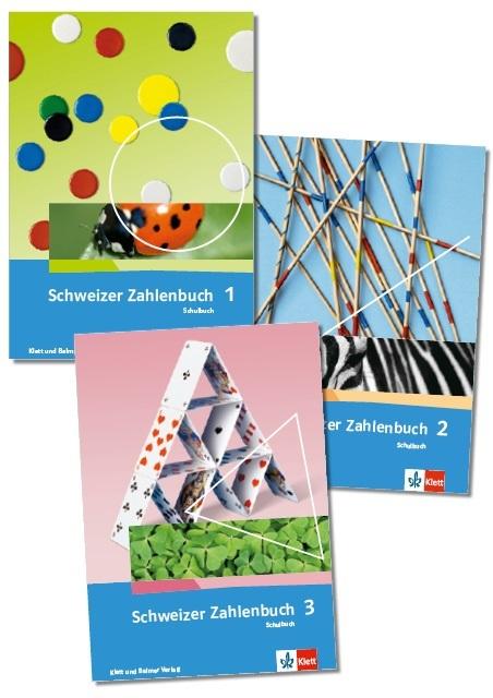 Schulbuch schweizer zahlenbuch 1 3 klett und balmer