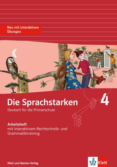 Sprachbuch die sprachstarken 4 978 3 264 83622 6 klett und balmer verlag