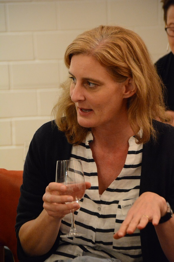 Corinne Autorenevent Klett und Balmer