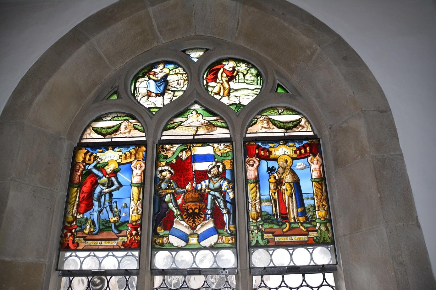 Klosteranlage1 Autorenevent Klett und Balmer