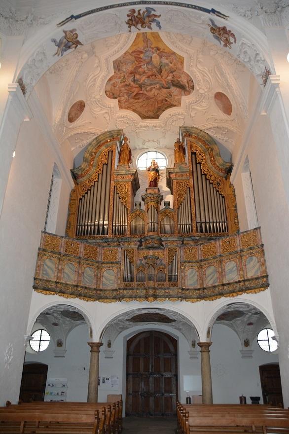 Orgel Autorenevent Klett und Balmer