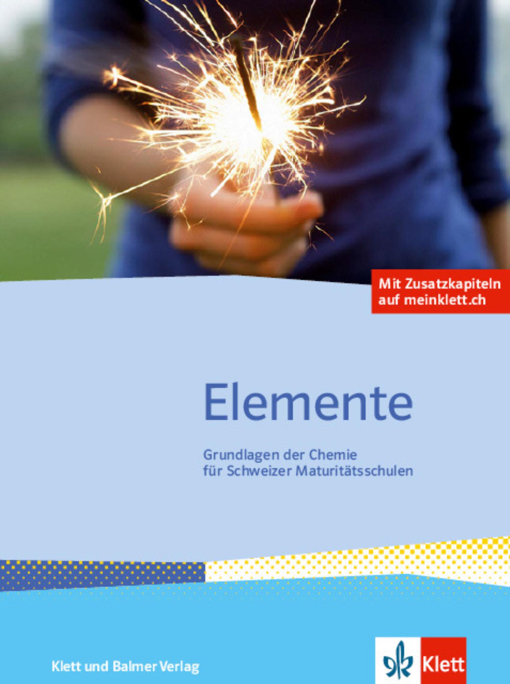 Schulbuch elemente 978 3 264 84460 3 klett und balmer