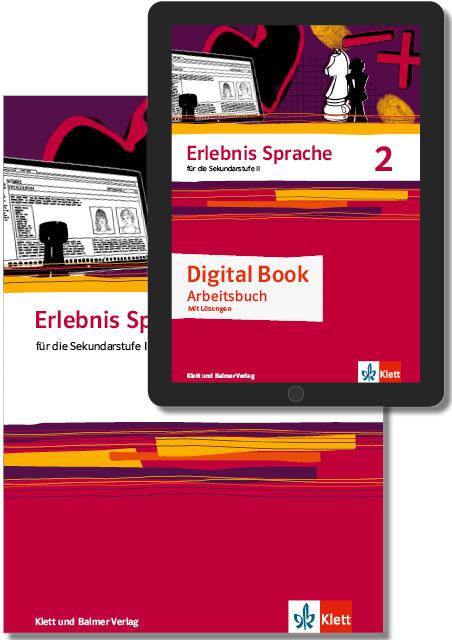 Paket arbeitsbuch digitalbook erlebnis sprache 2 978 3 264 84592 1 klett und balmer