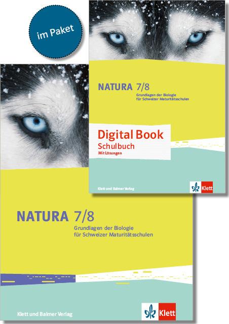 Paket schulbuch digital book natura 7 8 klett und balmer 2 V