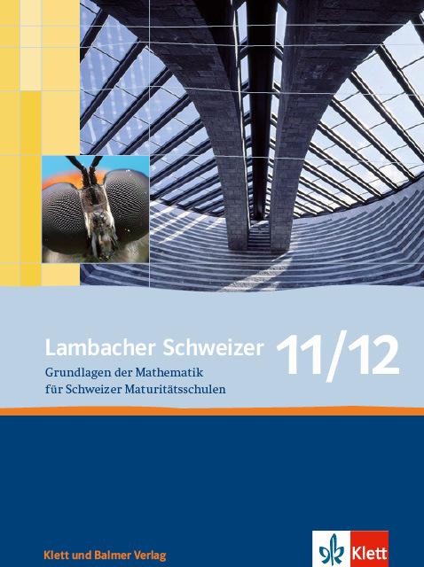 Schulbuch lambacher schweizer 11 12 978 3 264 83983 8 klett und balmer