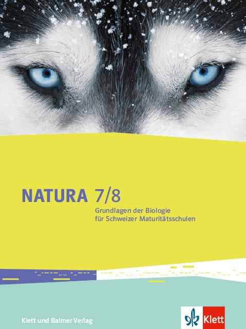 Schulbuch natura 7 8 978 3 264 84037 7 klett und balmer