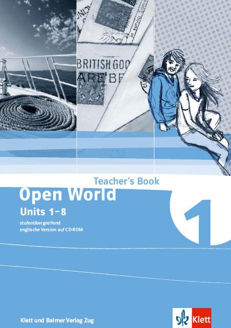 Teachers book open world 1 978 3 264 83904 3 klett und balmer