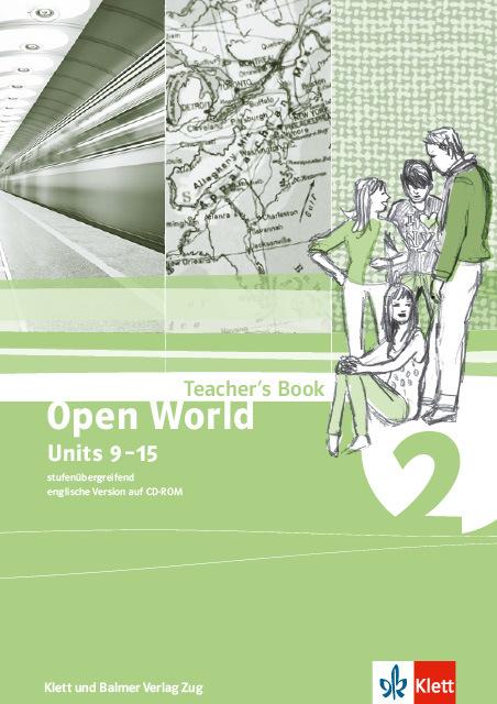 Teachers book open world 2 978 3 264 83910 4 klett und balmer