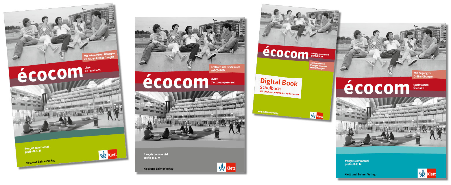 Teaser lehrwerksteile ecocom klett und balmer