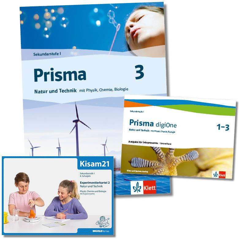 Kampagnenseite prisma 3 klett und balmer