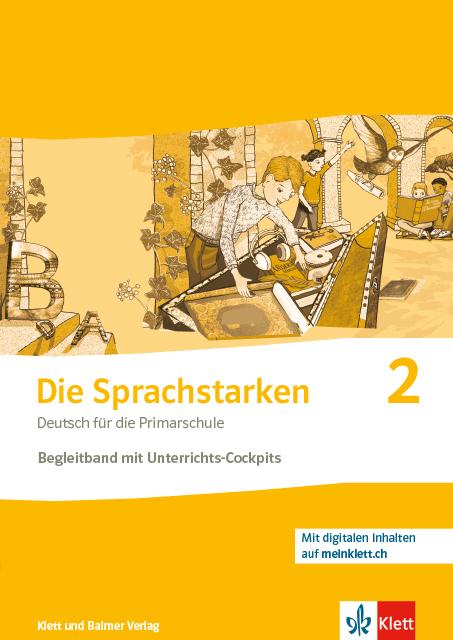 BB 2 Sprachstarken 9783264844023 klett und balmer