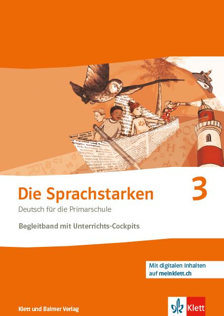 BB 3 Sprachstarken 9783264844122 klett und balmer