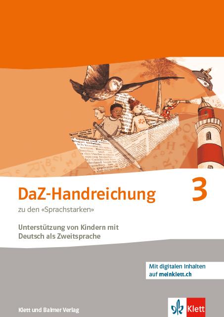 Da Z 3 Sprachstarken 9783264844184 klett und balmer