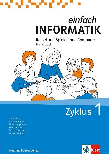 Handbuch einfach informatik zyklus 1 978 3 264 84808 3 klett und balmer