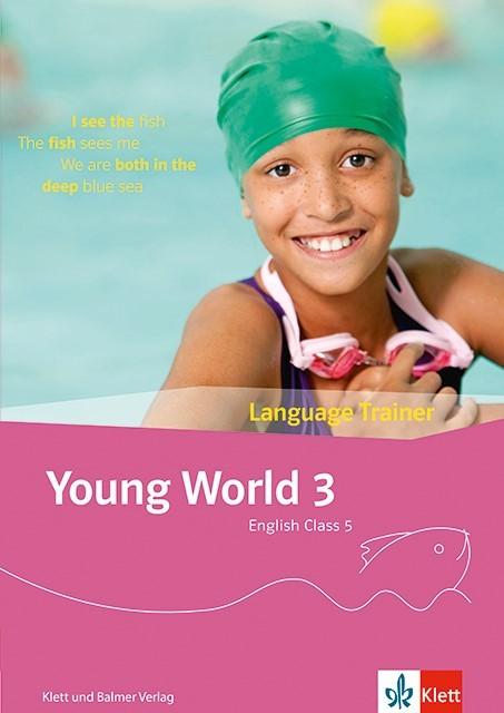 Language trainer 3 Young World 84328 klett und balmer