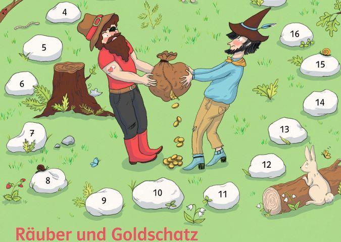 Plakat Raeuber Goldschatz 900 640