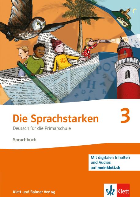 SB 3 Sprachstarken 9783264844108 klett und balmer
