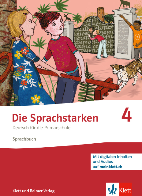 SB 4 Sprachstarken 9783264844207 klett und balmer