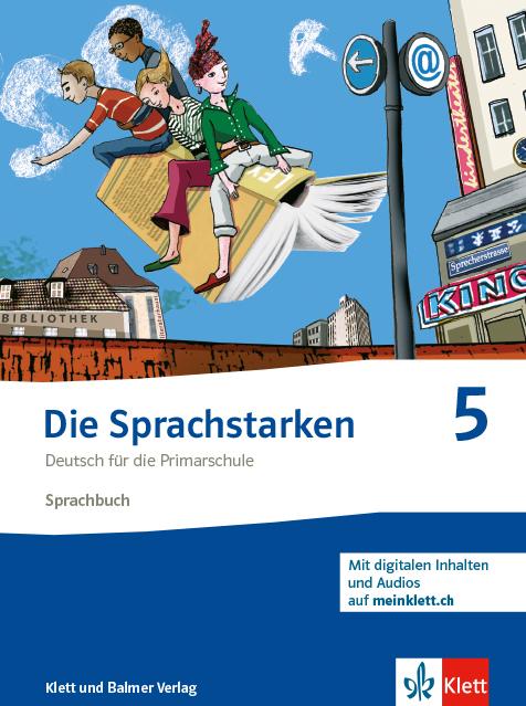 SB 5 Sprachstarken 9783264844306 klett und balmer