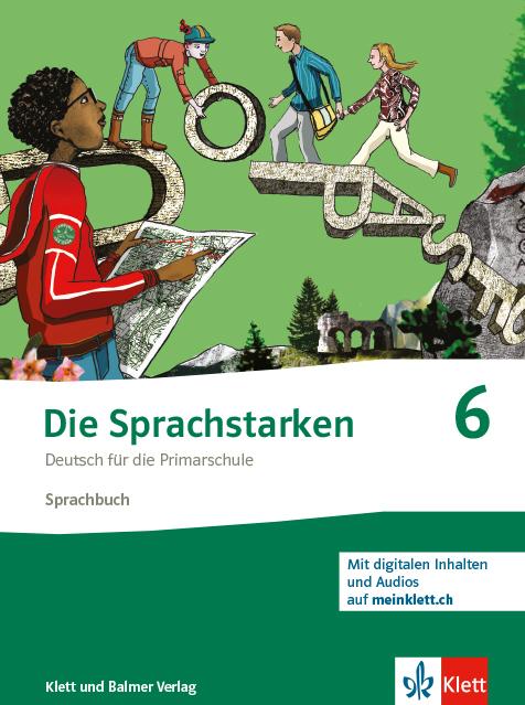 SB 6 Sprachstarken 9783264844405 klett und balmer