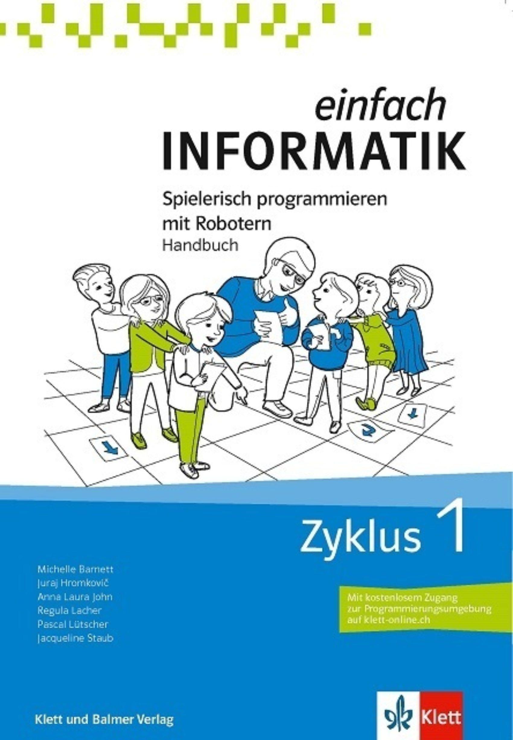 Handbuch einfach informatik zyklus 1 978 3 264 84810 6 klett und balmer