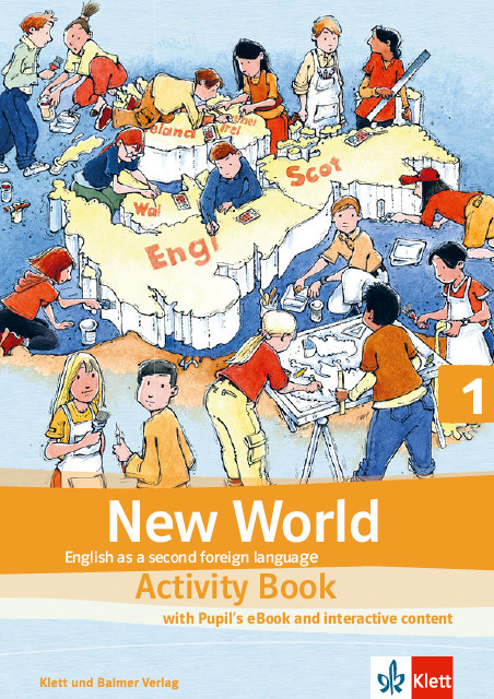 Activity book new world 1 978 3 264 84573 0 klett und balmer