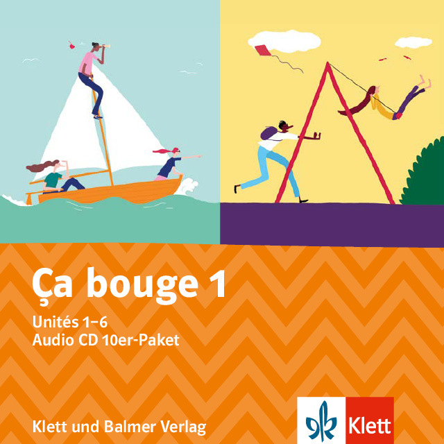 Audio cd ca bouge 1 978 3 264 84055 1 klett und balmer