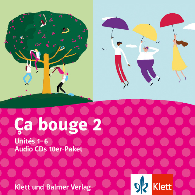 Audio cd ca bouge 2 978 3 264 84065 0 klett und balmer
