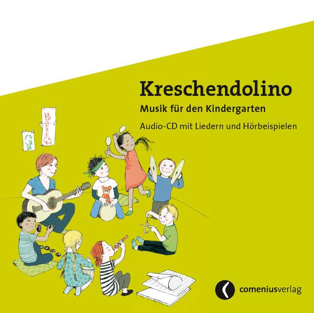 Audio cd kreschendolino 978 3 906286 85 3 kub