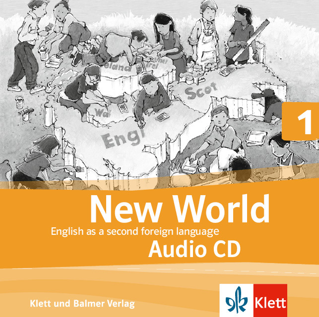 Audio cd new world 1 978 3 264 83963 0 klett und balmer