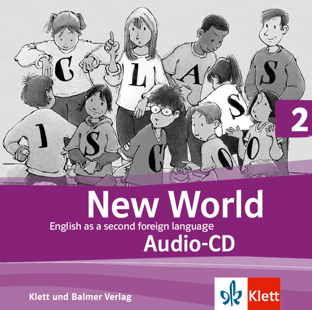Audio cd new world 2 978 3 264 83967 8 klett und balmer