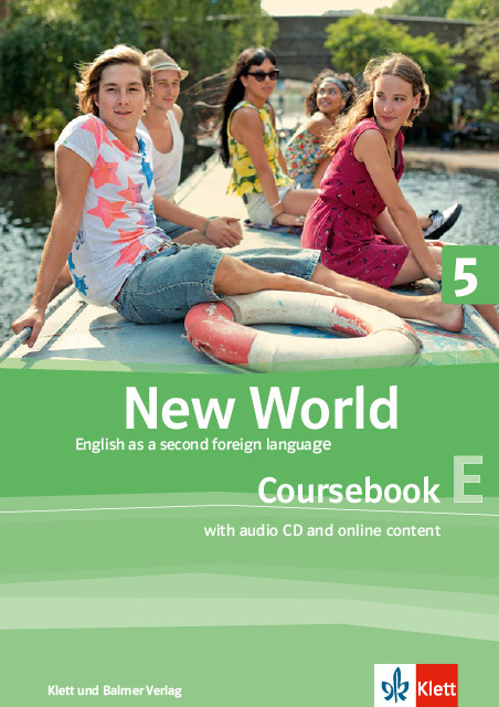 Coursebook e new world 5 978 3 264 84127 5 klett und balmer
