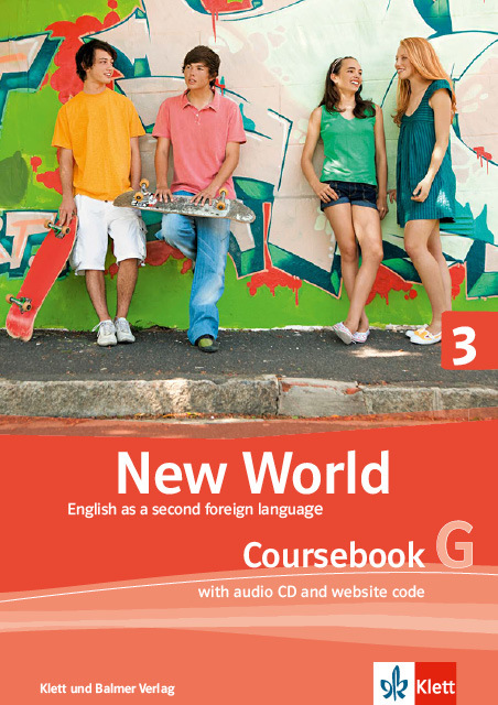 Coursebook g new world 3 978 3 264 84106 0 klett und balmer