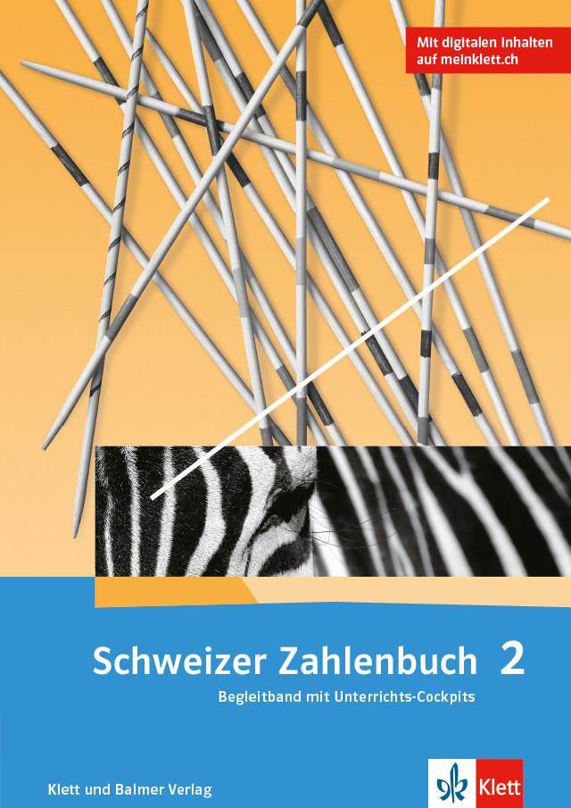 Das schweizer zahlenbuch 2 begleitband 978 3 264 84713 0 klett und balmer