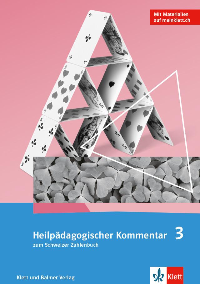 Das schweizer zahlenbuch 3 heilpaedagogischer kommentar 978 3 264 8472 klett und balmer