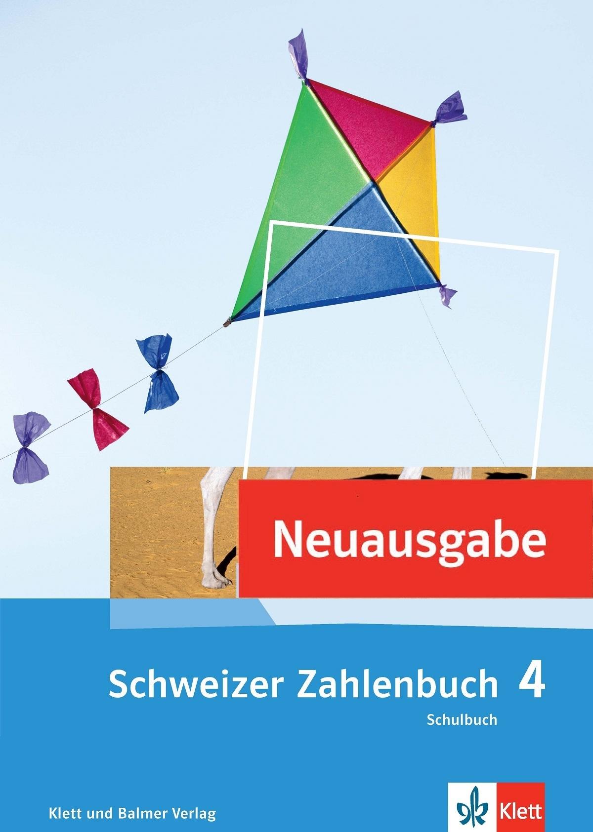 Das schweizer zahlenbuch 4 schulbuch 978 3 264 84730 7 klett und balmer