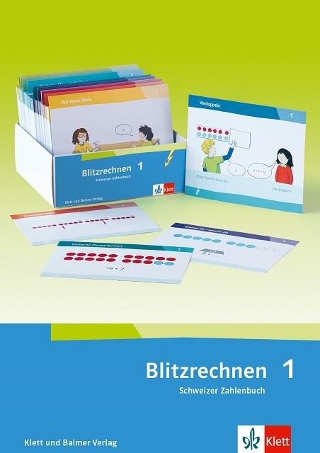 Das schweizer zahlenbuch blitzrechnen kartei 1 978 3 264 84740 6 klett und balmer