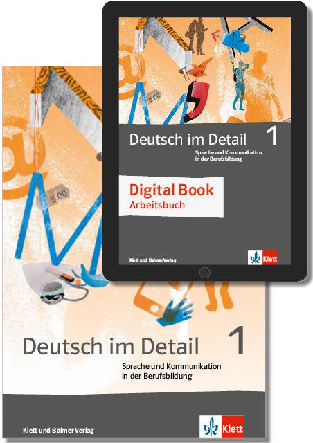 Paket arbeitsbuch digitalbook deutsch im detail 1 978 3 264 84593 8 klett und balmer