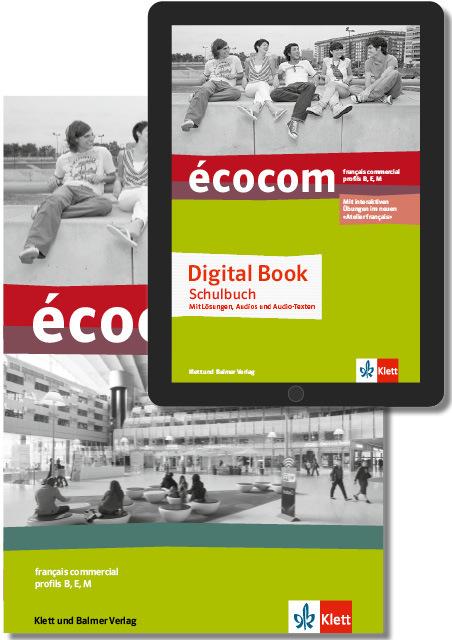 Paket livre etudiant digitalbook mit loes ecocom 978 3 264 84848 9 klett und balmer