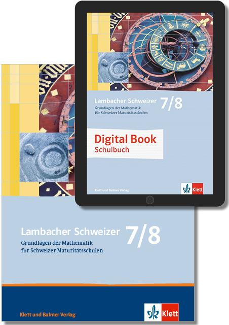 Paket schulbuch digitalbook lambacher schweizer 7 8 978 3 264 84588 4 klett und balmer