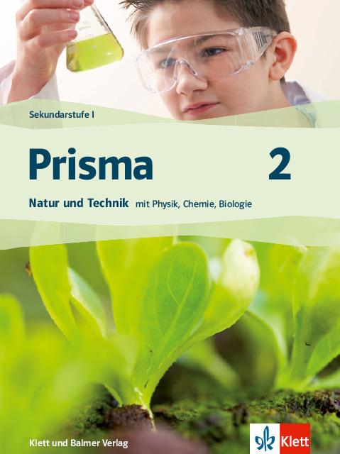 Schulbuch prisma 2 978 3 264 84282 1 klett und balmer