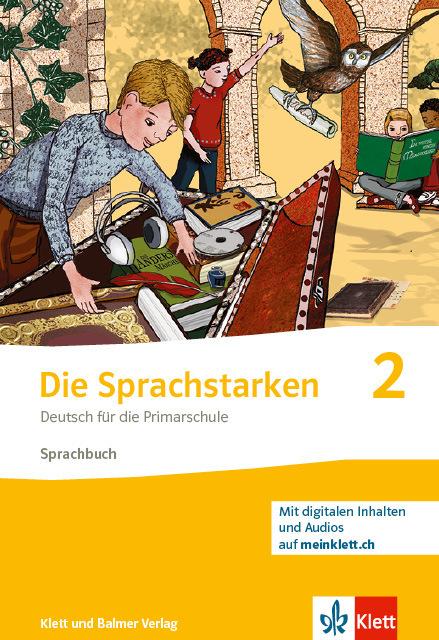 Sprachbuch die sprachstarken 2 978 3 264 84400 9 klett und balmer