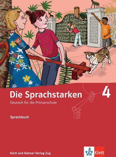 Sprachbuch die sprachstarken 4 978 3 264 83621 9 klett und balmer verlag