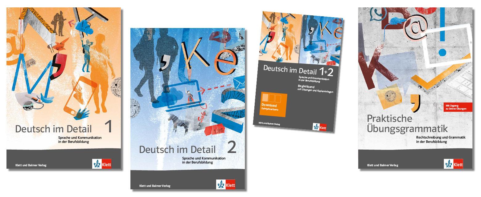 Teaser lehrwerksteile deutsch im detail klett und balmer