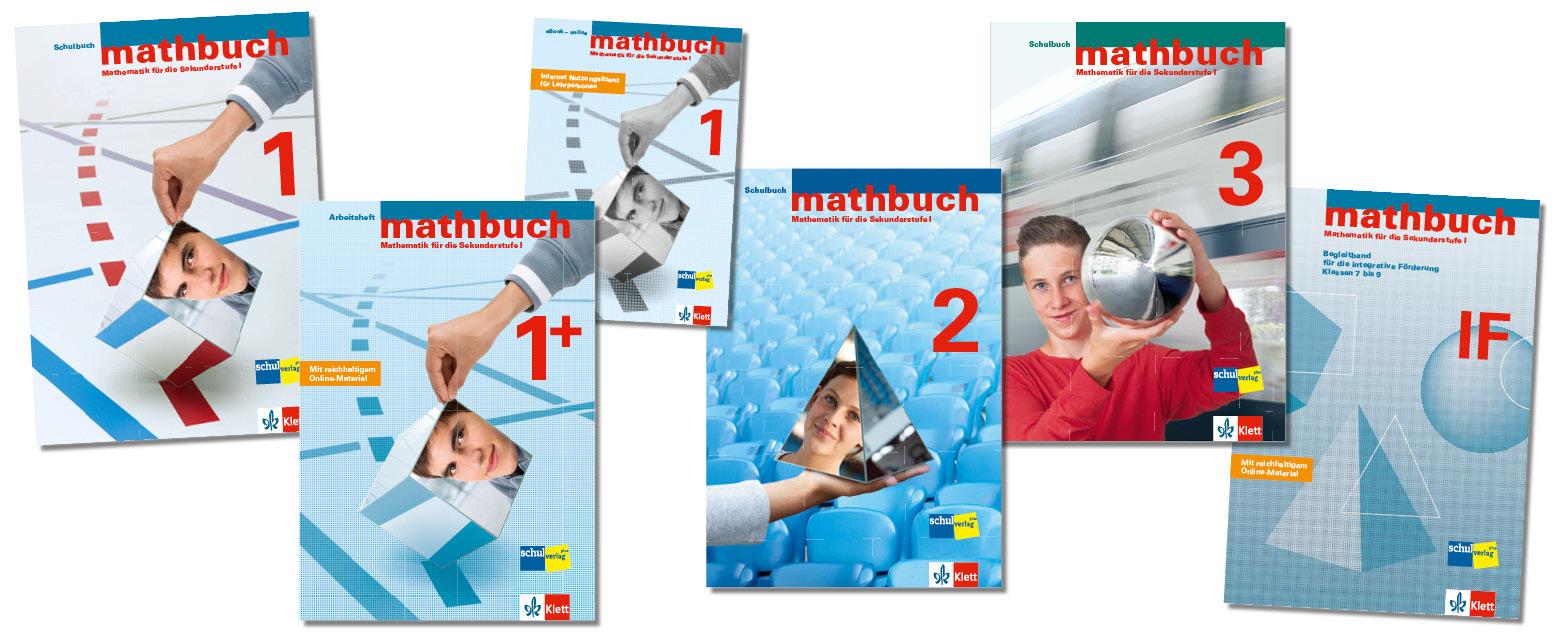 Teaser lehrwerksteile mathbuch klett und balmer