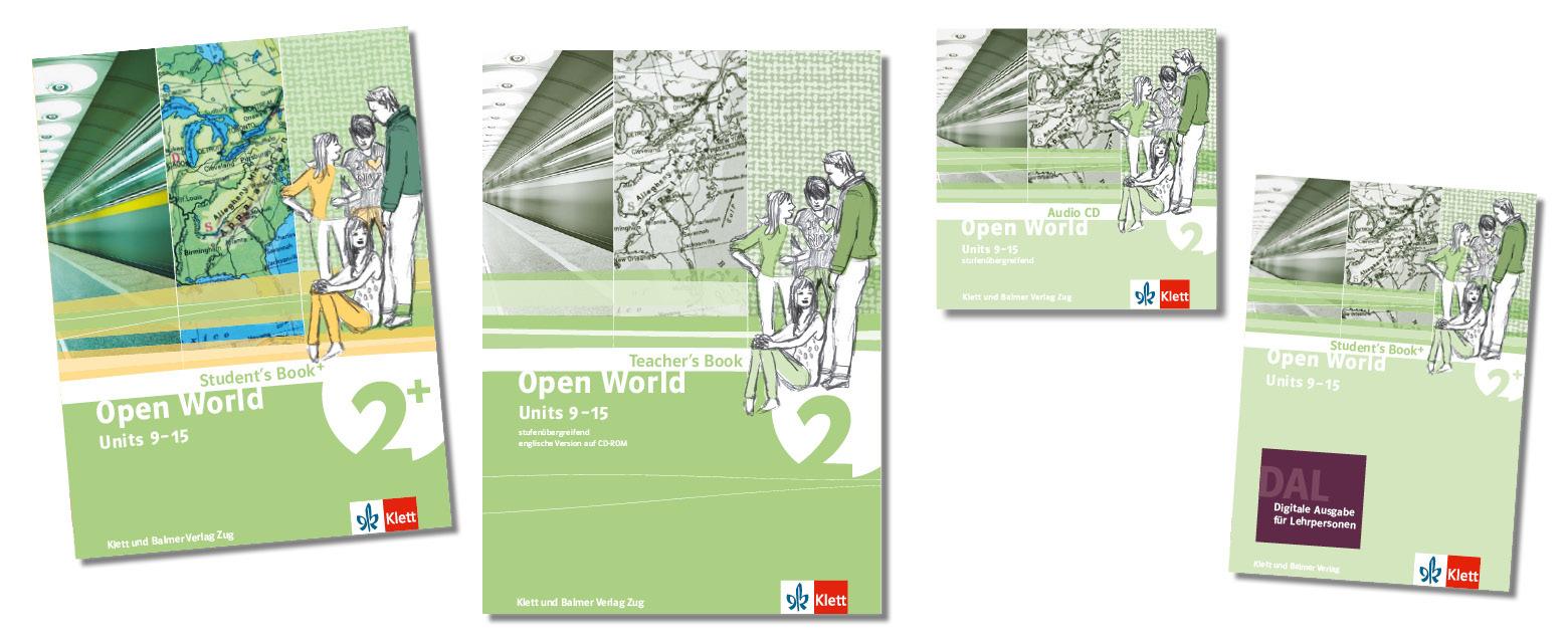 Teaser lehrwerksteile open world 2 klett und balmer
