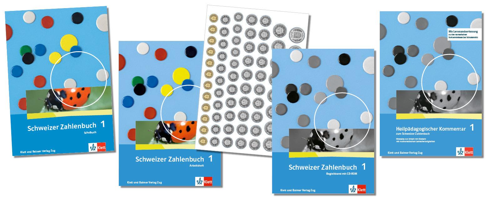 Teaser lehrwerksteile schweizer zahlenbuch 1 6 klett und balmer