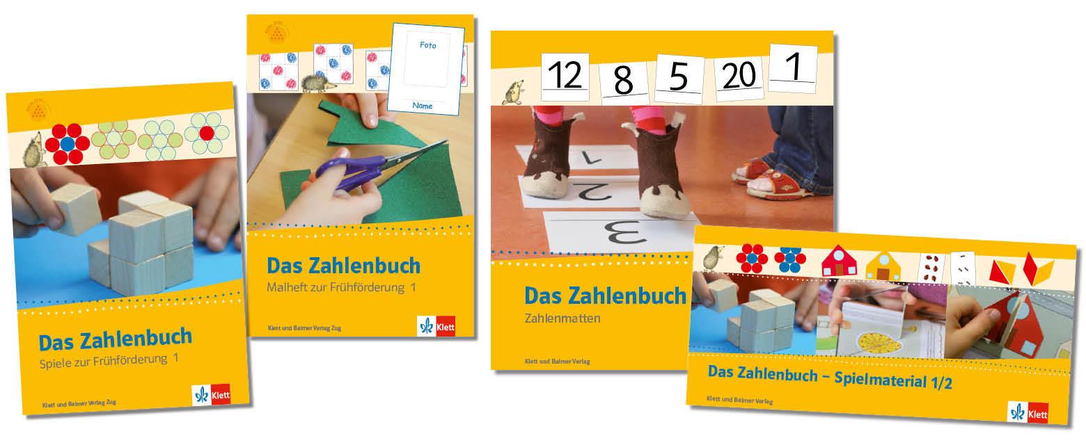 Teaser lehrwerksteile zahlenbuch fruehfoerderung klett und balmer