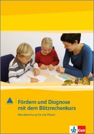 Fördern und Diagnose mit dem Blitzrechenkurs 978 3 12 200910 6 klett und balmer