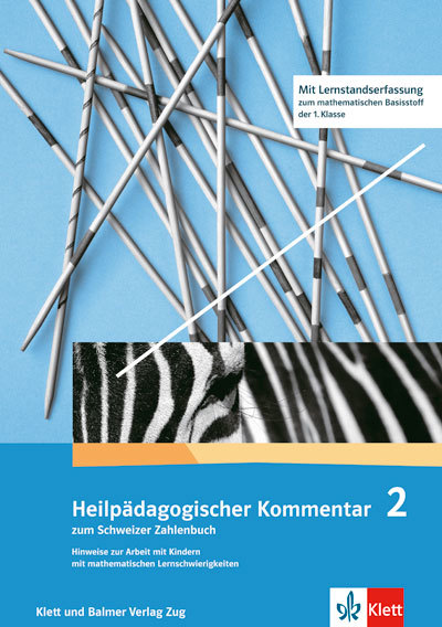 Schweizer Zahlenbuch 2 Heilpädagogischer Kommentar 978 3 264 83727 8 klett und balmer